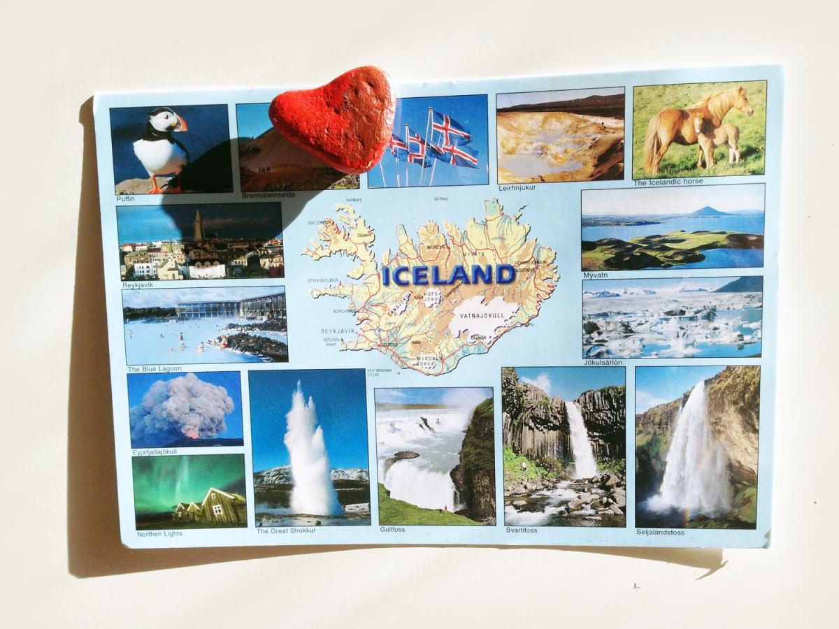 Mais Islandile